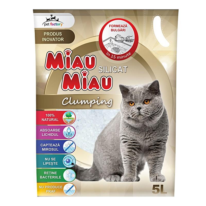 MIau Miau - Miau Miau Silicat Clumping