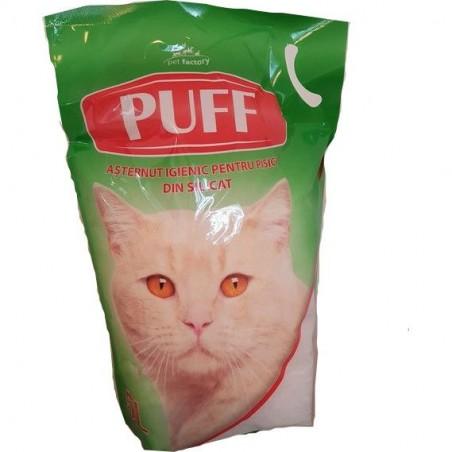 Puff - Puff asternut igienic pentru pisici