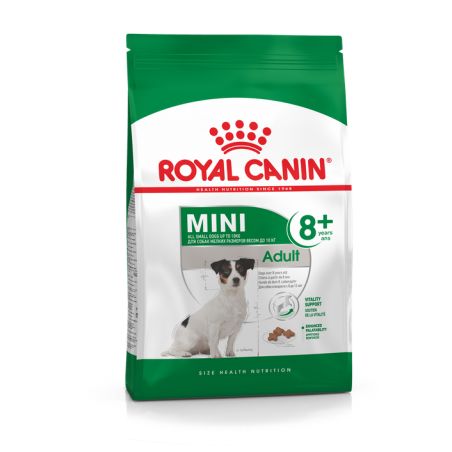 Royal Canin - Royal Canin Mini Adult 8+