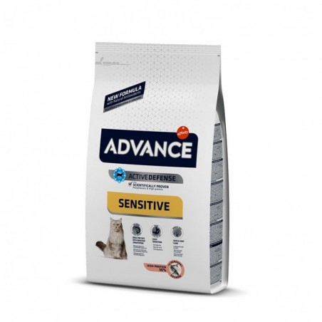 Advance - Advance Cat Sensitive Adult cu Somon