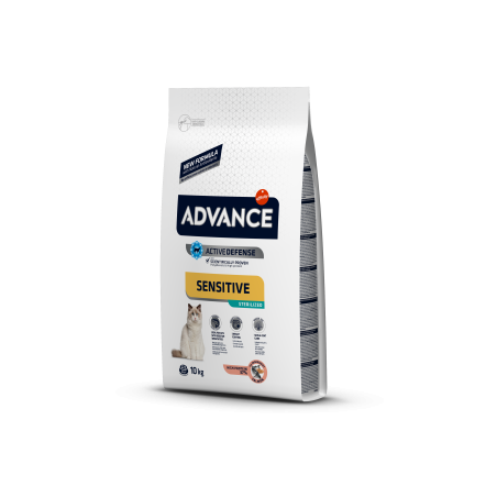 Advance - Advance Cat Sterilised Sensitive cu Somon