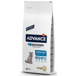 Advance - Advance Cat Adult Sterilised cu curcan