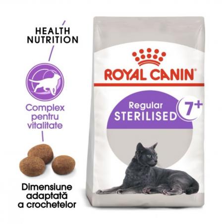 Royal Canin - Royal Canin Sterilised 7+