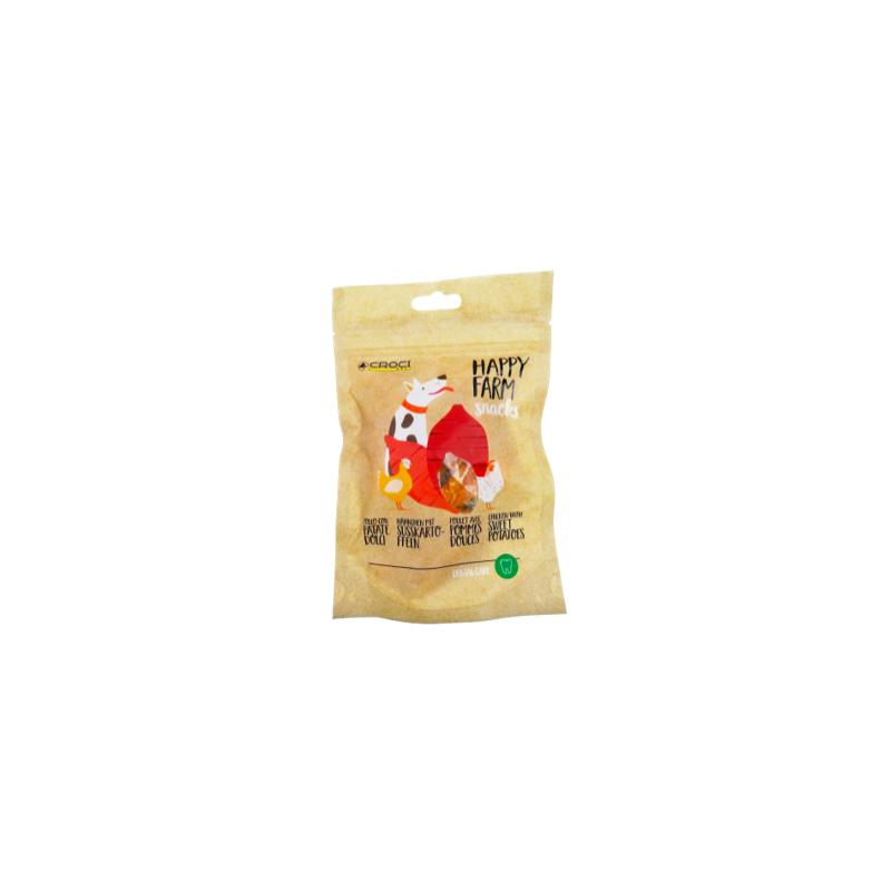 Croci - Croci Happy Farm Snacks cu pui si cartof dulce