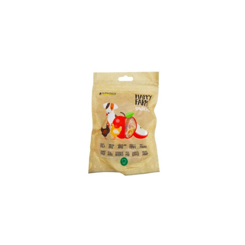 Croci - Croci Happy Farm Snacks cu pui si mar