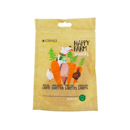 Croci - Croci Happy Farm Snacks cu pui si morcov