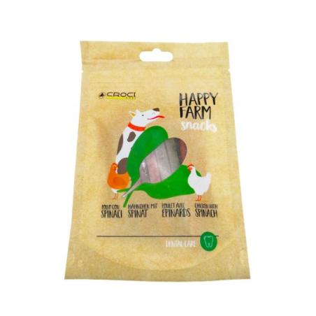 Croci - Croci Happy Farm Snacks cu pui si spanac