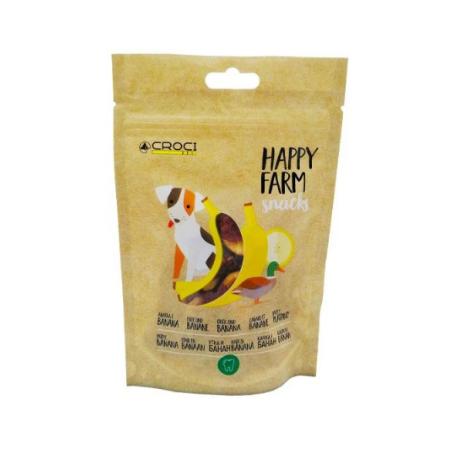 Croci - Croci Happy Farm Snacks cu rata si banana