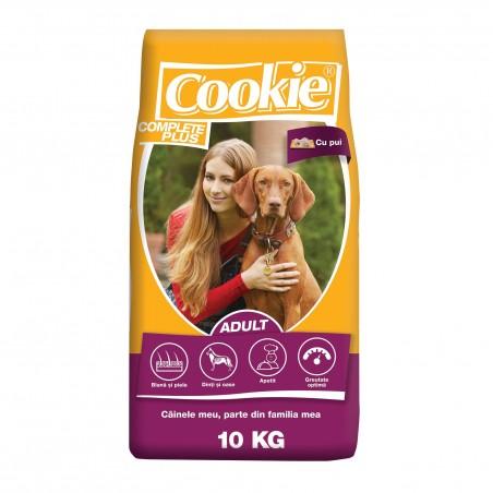 Cookie - Cookie Complete Plus Adult cu Pui