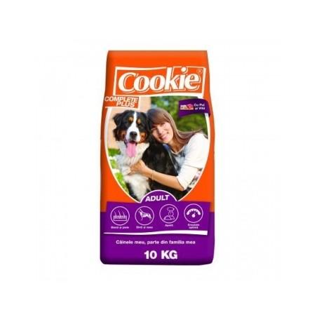 Cookie - Cookie Complete Plus Adult cu Pui si Vita