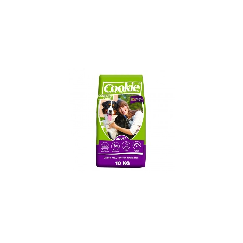 Cookie - Cookie Complete Plus Adult cu Vita si Legume