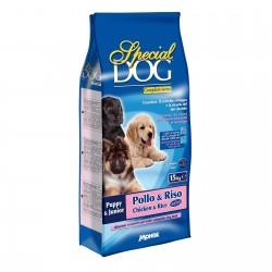 Special Dog - Special Dog Premium Puppy & Junior cu Pui si Orez
