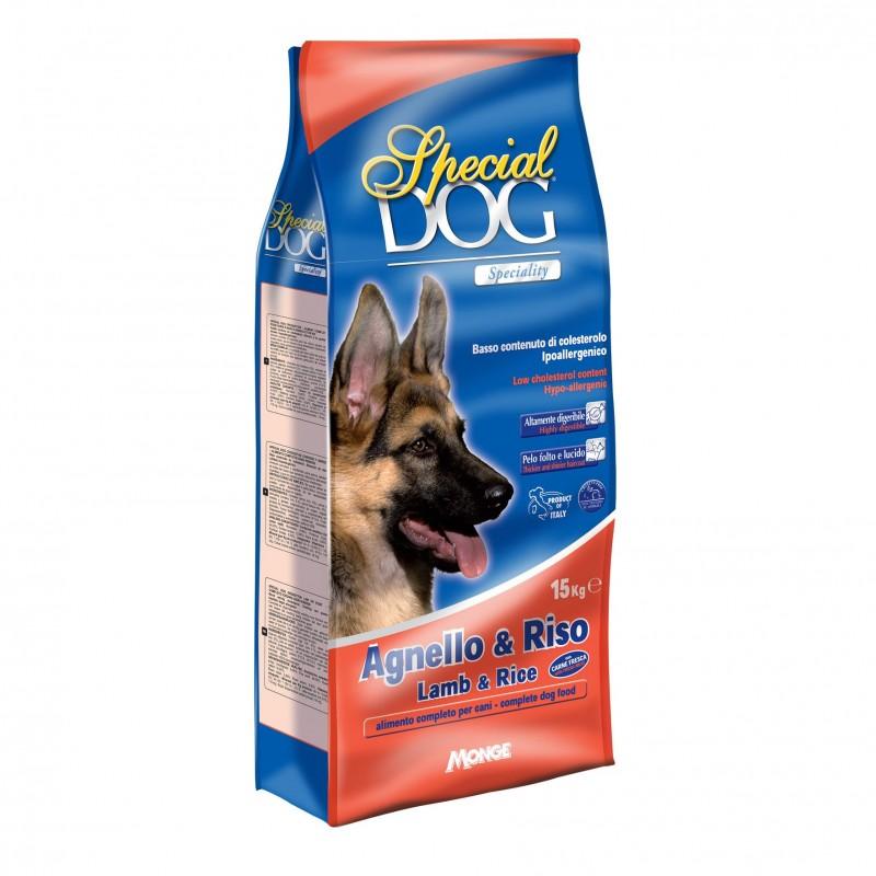 Special Dog - Special Dog Premium cu Miel si Orez
