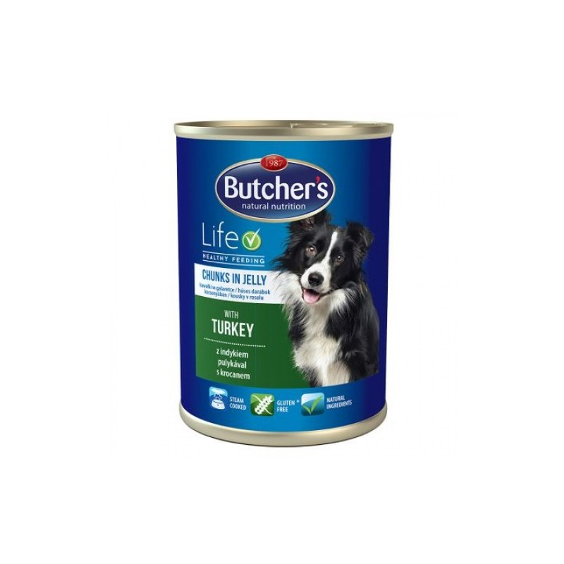 - Butchers Dog Life cu Curcan