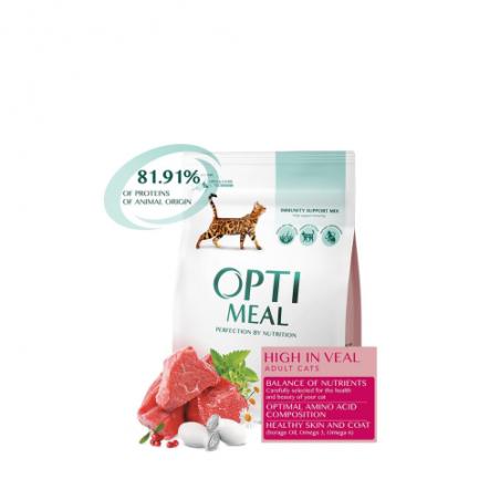 Optimeal - Optimeal Cat Vita
