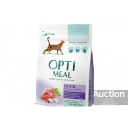 Optimeal - Optimeal Cat Hairball Control cu Rata