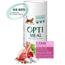 Optimeal - Optimeal Cat Senzitive Digestion cu Miel