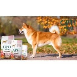 Optimeal - Optimeal Dog Adult Grain Free cu curcan si legume