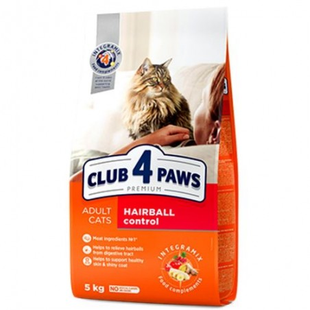 Club 4 Paws - Club 4 Paws Cat Hairball Control
