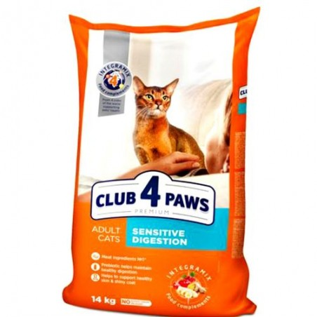 Club 4 Paws - Club 4 Paws Cat Sensitive Digestion