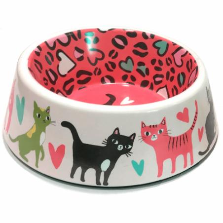 Daya - Daya Castron din melamina pentru pisici
