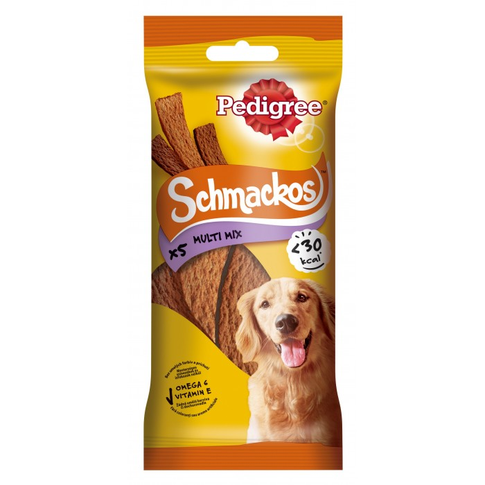 Pedigree - Pedigree Schmackos Multi Mix