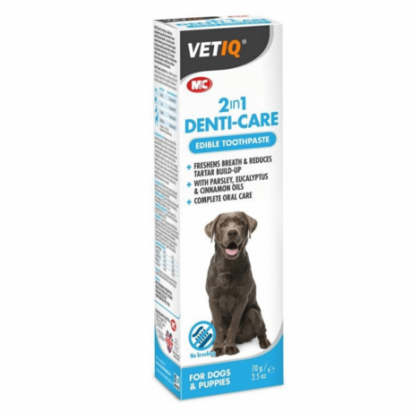 VetIQ - Vetiq 2in1 Denti Care Paste