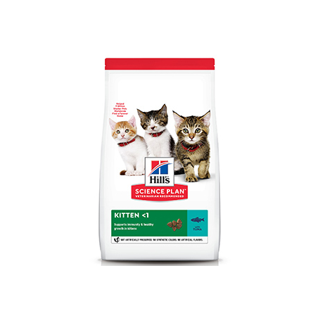 Hill's - Hill's SP Feline Kitten Tuna