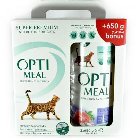 Optimeal - Optimeal Cat Hairball Control Rata