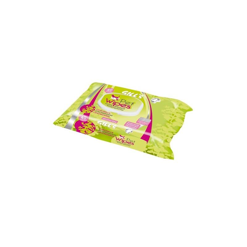 - Gill's Servetele umede cu lemon grass