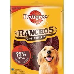 Pedigree - Pedigree Ranchos Original cu pui sau vita