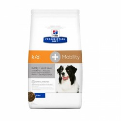 Hill's - Hill's PD Canine K/D Plus Mobility