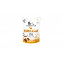 Brit - Brit Care Dog Snack Skin And Coat Krill
