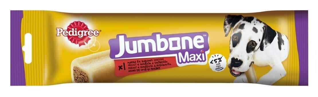 Pedigree Jumbone Maxi cu Vita si Pasare